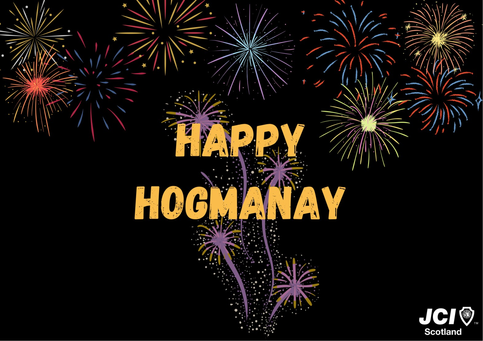 Photo of Happy Hogmanay!